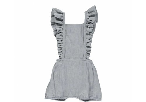 Mar Mar Copenhagen MarMar playsuit pusling moondust blue