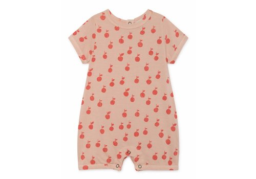 Bobo Choses Bobo Choses baby playsuit apples