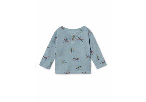 Bobo Choses Bobo Choses baby t-shirt dandelions buttons