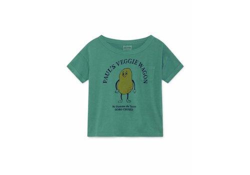 Bobo Choses Bobo Choses kids t-shirt pomme de terre