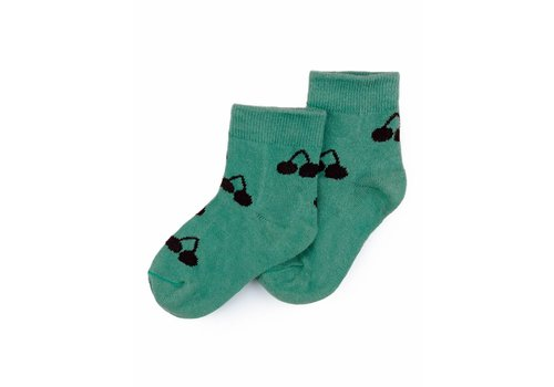 Bobo Choses Bobo Choses short socks cherries