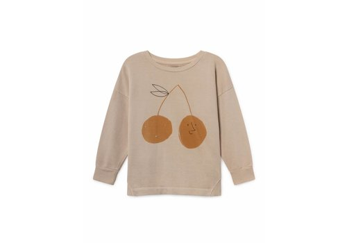 Bobo Choses Bobo Choses kids sweatshirt cherry