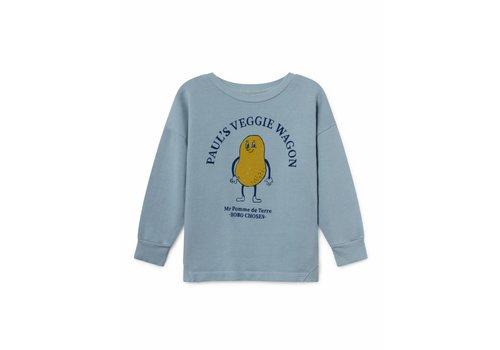 Bobo Choses Bobo Choses kids sweatshirt pomme de terre