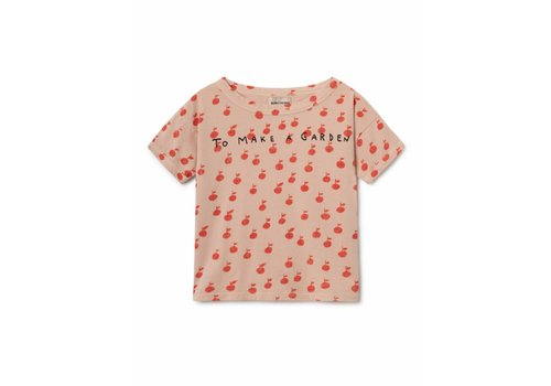 Bobo Choses Bobo Choses kids t-shirt apples