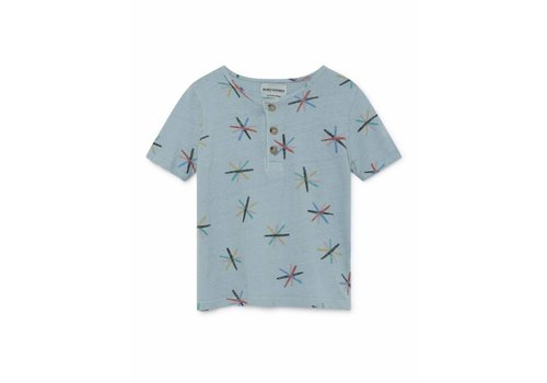 Bobo Choses Bobo Choses kids t-shirt dandelion buttons