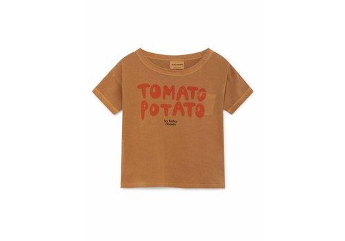 Bobo Choses kids t-shirt tomato potato