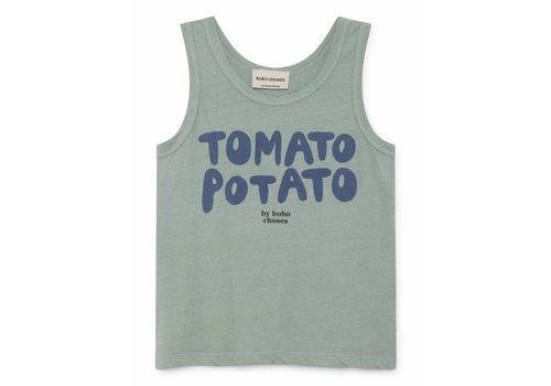 Bobo Choses Bobo Choses kids tank top tomato potato