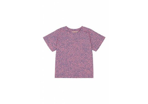 Soft gallery Soft gallery t-shirt dominique leospot pink