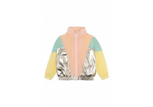 Soft gallery Soft gallery wind jacket dextra silver