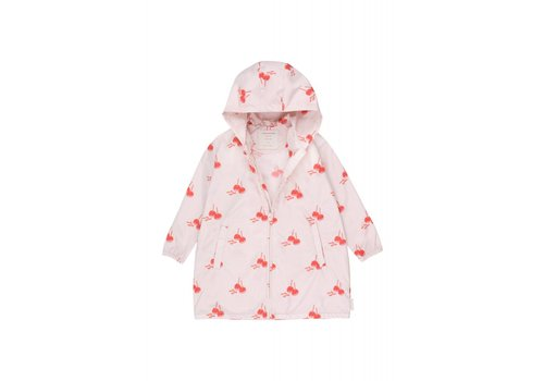 Tiny Cottons Tiny Cottons windbreaker pearl-red