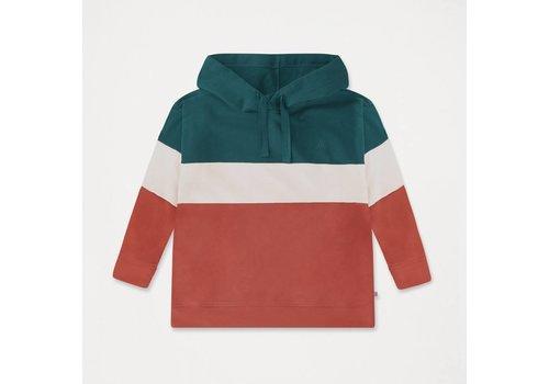 Repose Ams Repose ams hoodie color block blue