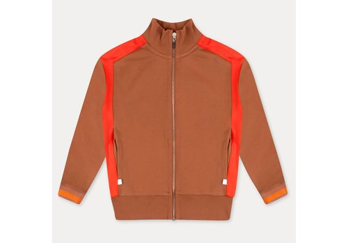 Repose Ams Repose ams track jacket caramel