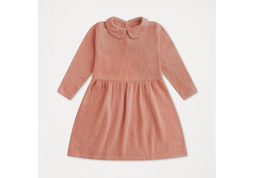 Repose Ams Repose ams peter pan dress blushing peach