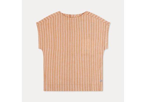 Repose Ams Repose ams t-shirt woven rare yellow stripe