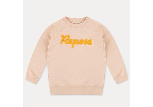 Repose Ams Repose ams sweater oversized beige sand