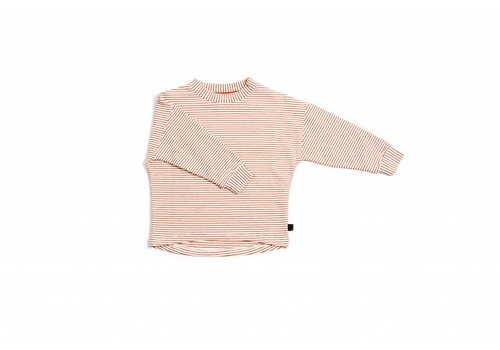 Monkind Monkind longsleeve red stripe