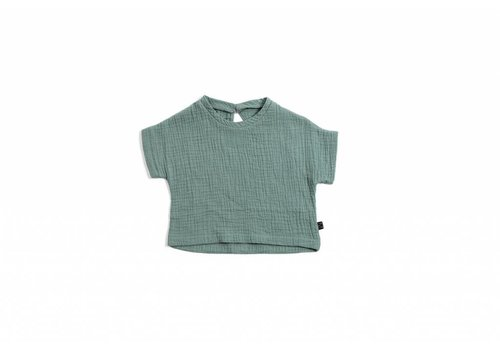Monkind Monkind shirt teal