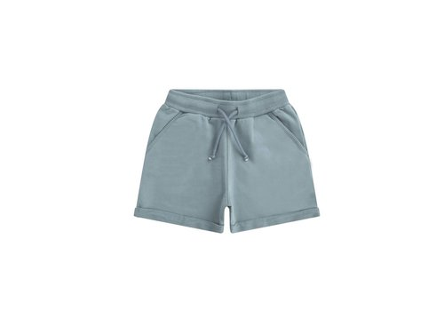Mingo Mingo short sweat smoke blue