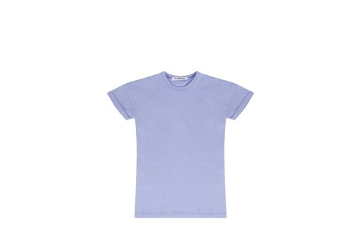 Mingo Mingo t-shirt dress lilac