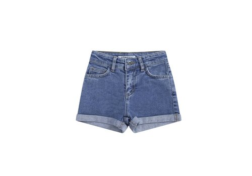 Mingo Mingo short denim blue