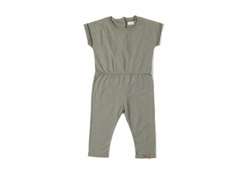 Nixnut Nixnut fit jumpsuit wild green