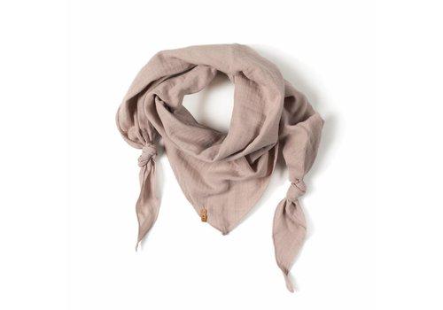 Nixnut Nixnut triangle sjaal old pink