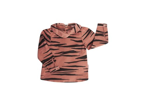 Maed for mini Maed for mini blouse pink tiger