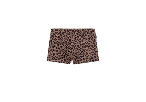 Maed for mini Maed for mini zwembroek boys brown leopard