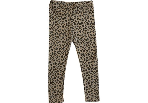 Maed for mini Maed for mini legging brown leopard aop