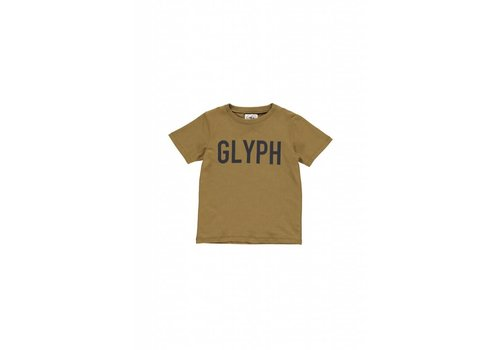 GRO Company Gro company t-shirt ochre green