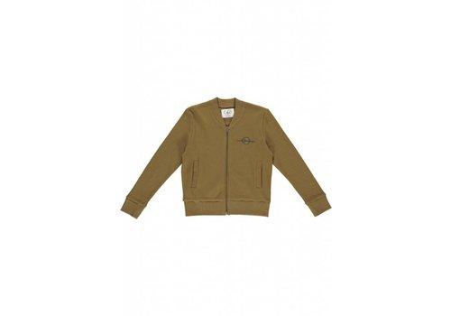 GRO Company Gro company cardigan ochre green