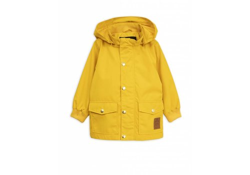 Mini Rodini Mini Rodini pico jacket yellow