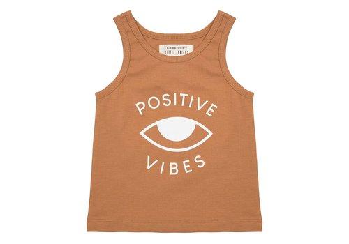 Little indians tanktop positive vibes