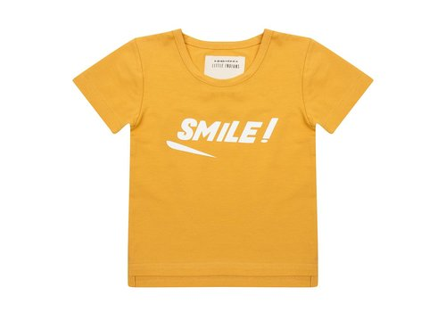 Little Indians Little indians t-shirt smile oker