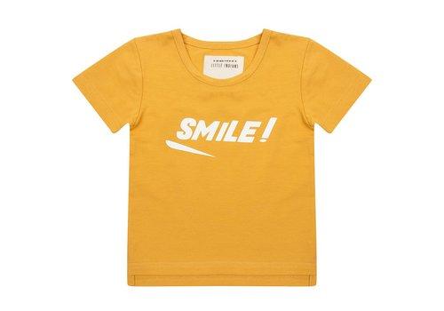 Little indians t-shirt smile oker