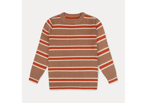 Repose Ams Repose ams knit sweater aged caramel