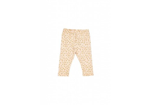 GRO Company Gro company legging orange flower