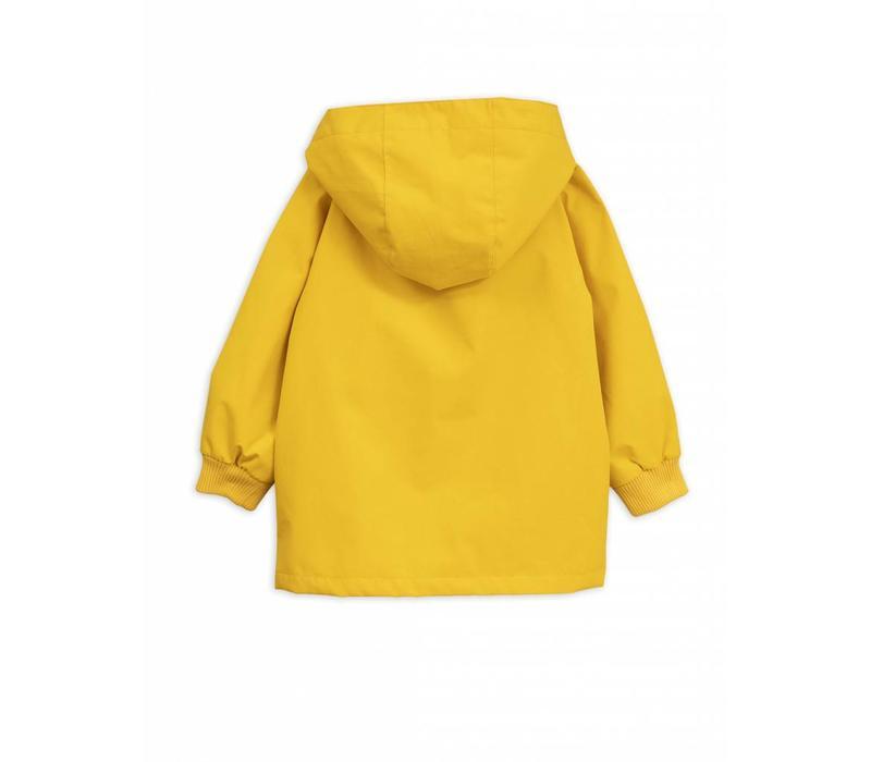 Mini Rodini pico jacket yellow