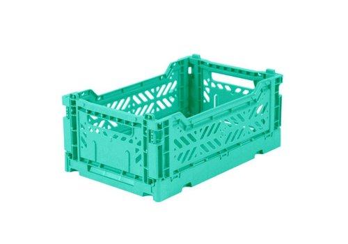 Ay-Kasa Ay-Kasa folding crate mini mint