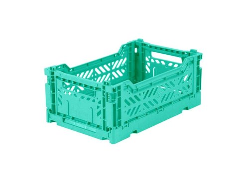 Ay-Kasa folding crate mini mint