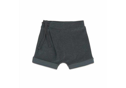 Phil & Phae Phil & Phae harem shorts frotte slate green