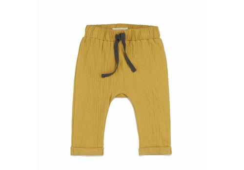 Phil & Phae Phil & Phae baby pants crinkle yellow