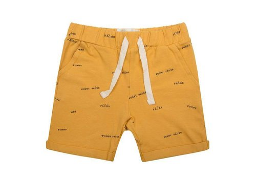 Little Indians Little indians shorts funny faces oker