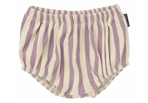 Sproet & Sprout Sproet & Sprout bloomer violet stripe