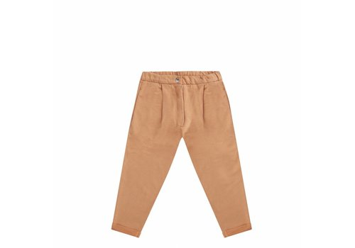 Mingo Mingo cropped chino toasted nut