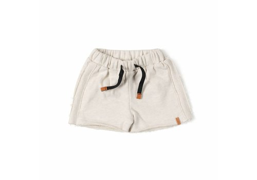 Nixnut Nixnut basic shorts cream