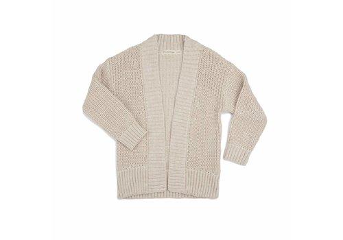 Phil & Phae Phil & Phae knit cardigan stone