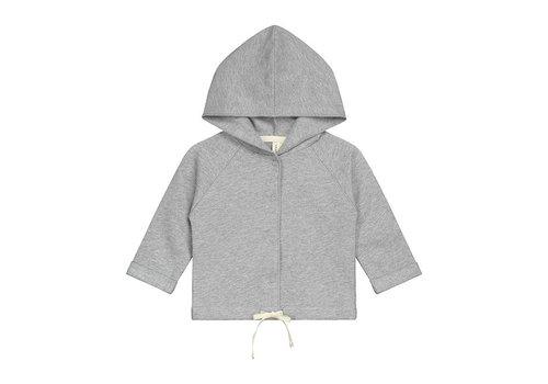 Gray label Gray label vestje capuchon grijs