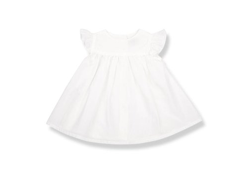 1 + in the family 1 + in the family olivia dress off-white