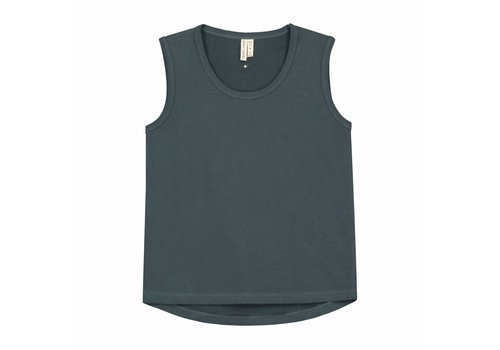 Gray label Gray label tank top blue-grey
